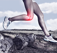 Stem Cell Therapy for Runner's Knee in Brookshire, TX